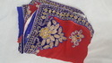 Georgette Wedding Saree With Blouse Piece