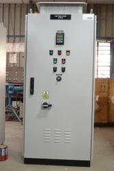 Sheet Metal Three Phase Drive Control Panel, IP Rating: IP55 And IP54