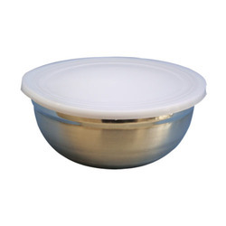 Stainless Steel German Bowl