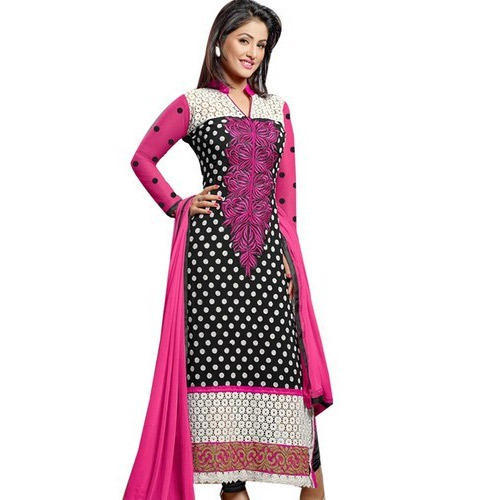 Casual Wear Small Cotton Designer Suit