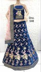 Party Wear Lehenga Choli With Wonderful Design