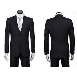Men Corporate Black Blazer