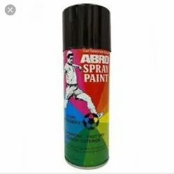 Black Aipl Abro Spray Paint, For Metal, Packaging Type: Can