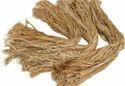 Brown Cotton Fiber Jute Fiber