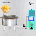 Potato Fryer Machine