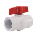 PP Threaded Ball Valves