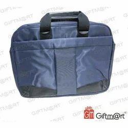 Navy Blue Giftmart Laptop Sling Bag