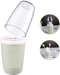 Portable Toothbrush Holder And Travel Cup