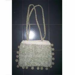 Bag Pom Pom Lace