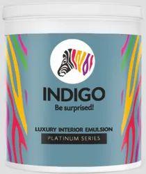 Luxury Interior Emulsion Paint, Pack Size: 1, 4 & 10 L