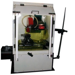 Abrasive Cut Off Machine