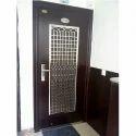 Exterior Mesh door