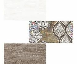 SakarMarbo Multicolor Ceramic Glossy Wall Tile 300_600mm Series 1002, Size/Dimension: 300 x 600 mm