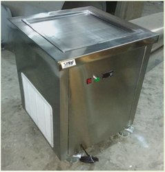 Single Pan Machine