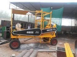 Mobile Four Pole Lift Machine