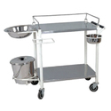 Bowl Bucket Dressing Trolley