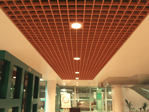 Corrosion Resistant Open Cell Ceiling Grid Rs 1200