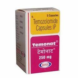 250 mg Temozolomide Capsules IP