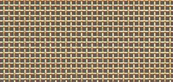 Brass Hexagonal Wire Mesh