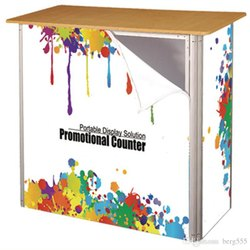 Display Promotional Counter