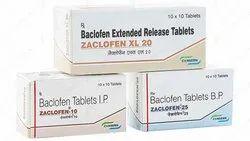 ZACLOFEN - 10/25/XL-20 (Baclofen Tablets )