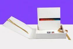 Royal photo album with box