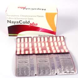 Phenylephrine, Chlorpheniramine maleate Tablets