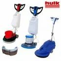 Single Disc Scrubber Machine, For Floor Cleaning