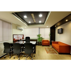 Office Interior Turnkey Designing Services