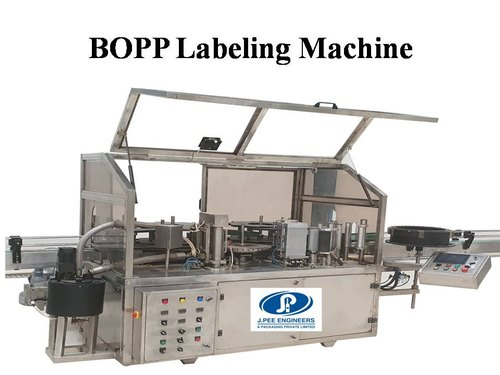 BOPP Labeling Machine - 60 BPM to 300 BPM