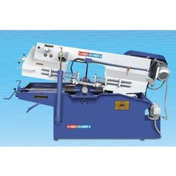Maxmen Mild Steel LX-1 HS Swing Type Band Saw Machine
