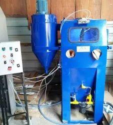 Wet Blasting Machines - Wet Blast Machine Latest Price