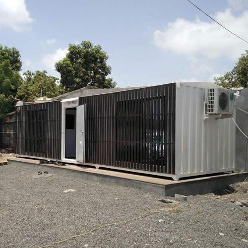 Royal Containers, Ahmedabad - Manufacturer of Portable Bunkhouse ...