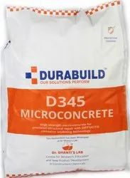 D345 MICROCONCRETE. High Strength Micro Concrete For Precision Structural Repair