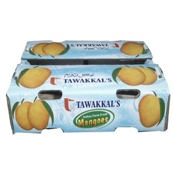 Tamper proof Paperboard Mango Packing Carton