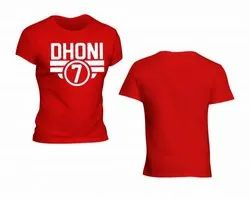 COTTON Casual Wear PLAYERS T SHIRT FOR KIDS