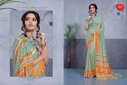 Designer Dhakai Sil Saree