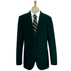 Winter Green School Uniform Blazer