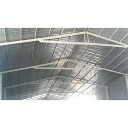 Steel Panel Build Conventional Industrial Shed
