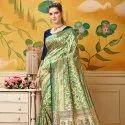 Lichhi Silk Weaving Saree
