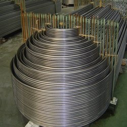 Stainless Steel 316TI Welded U Tubes