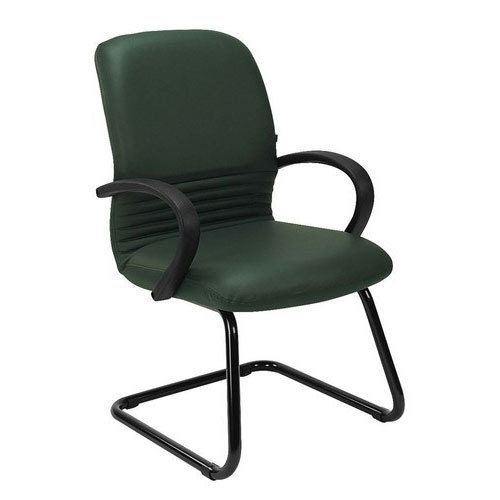 Green Office Visitor Chair Rs 1600 Piece Pearl Industries Id 15239703491