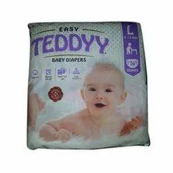 36 Piece Easy Teddyy Baby Daiper