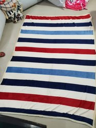 Striped Design AC Blanket