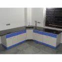 Laboratory Corner Table