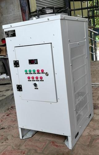 Steel 1/3 Ph Industrial Chiller,  Automatic Grade: Automatic