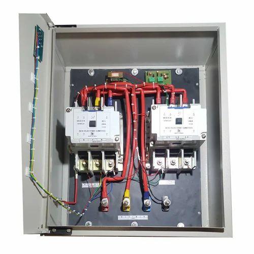 Ztx20mx60 Ge Zenith Automatic Transfer Switch: Double Power Automatic Transfer Switch At Rs 5500 /piece