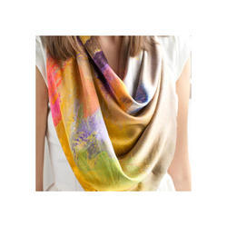 Satin Digital Printed Scarves