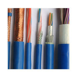 PVC & Copper Control Cable, Voltage: 1100 V