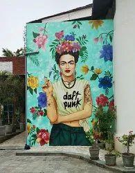Wallart Artist Painter